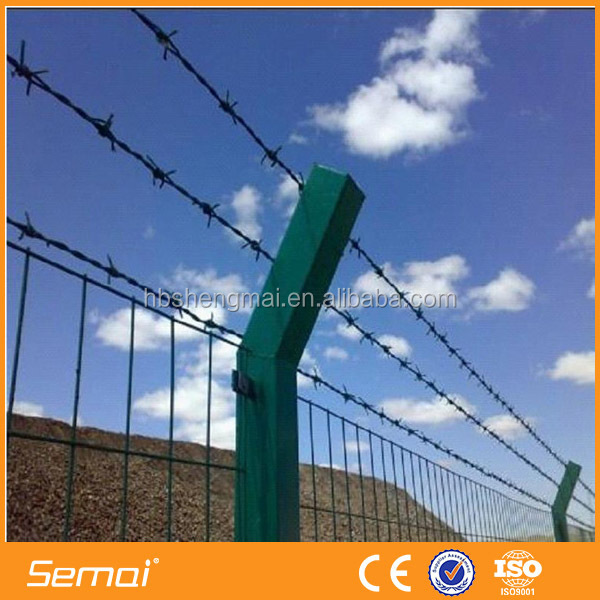 Buy Cheap China installing barbed wire fence Products, Find China ...