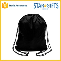 Wholesale Foldable Cheap Nylon Waterproof Drawstring Cloth Carrying Bag