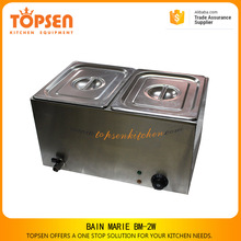 Factory wholesale catering equipment electric soup pot / electric food warmer in China