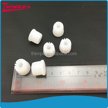 Custom High Performance White Silicone Rubber Cone Washer - Buy ...