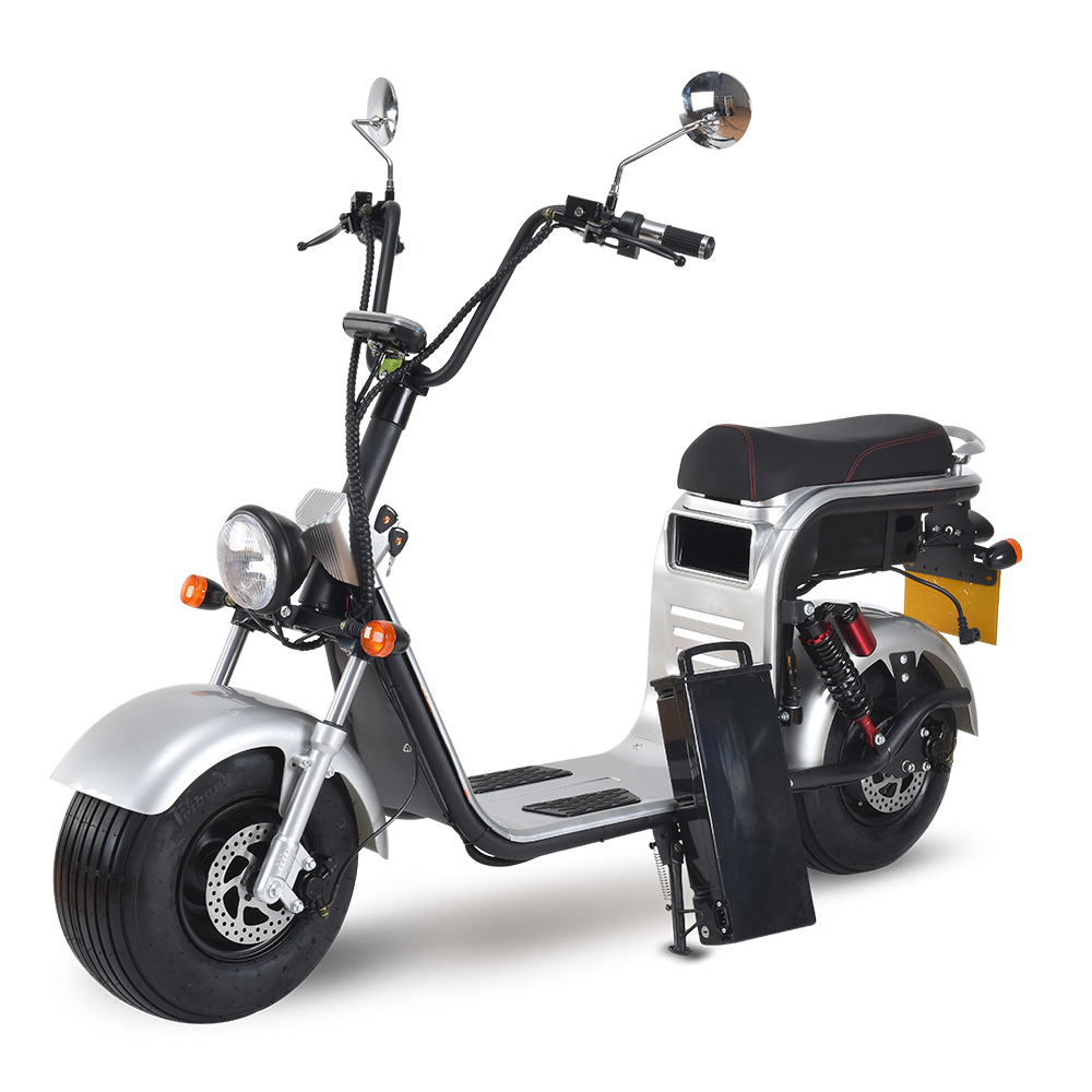 European Warehouse Stock 1500w Electric Scooter EEC Citycoco, Fat Tire Adult Seev EEC COC Electric Scooter Citycoco