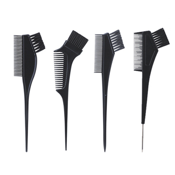 3 In 1 Professional Hair Dye Applicator Brush Hair Color Brush - Buy ...