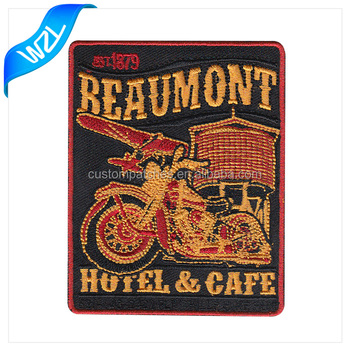 Embroidered Patches Custom No Minimum Wedding Decoration Patch Embroidery -  Buy No Minimum Order,Decoration Patches,Embroidered Patches Custom No