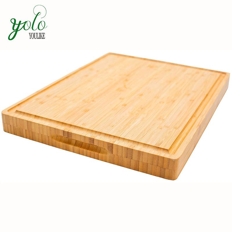 Natural Bamboo 100/%Organic Anti-Bacterial L... Extra Large Bamboo Cutting Board