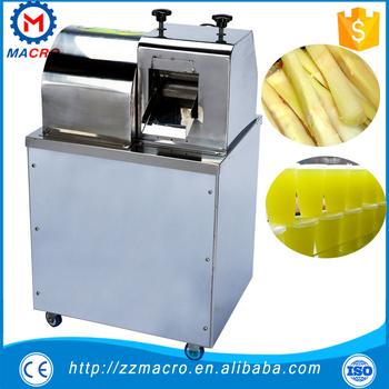 how to make a sugar cane juicer