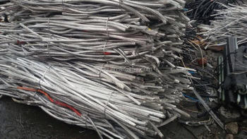 Fabrik-versorgungsmaterial Aluminium Draht Fetzen 99.7% Min Heiße ...