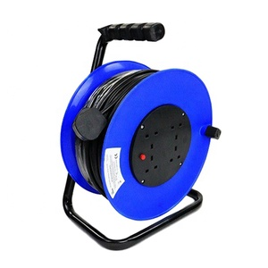 UK type Cable Reel Extension Lead Reel