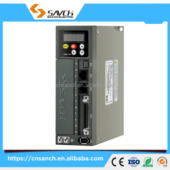 Sanch high position new 1.5kw 220v single phase/three phase ac servo motor controller