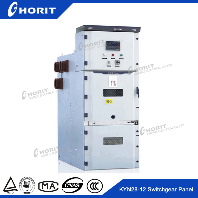 Iso9001 Kyn28 Power Distribution Panel Board High Voltage ...