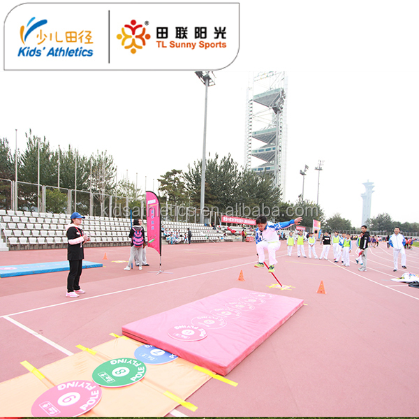 high quality vaulting pole for kids athletics training