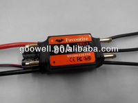 80A water-cooling Boat Electronics Speed Controller (ESC)