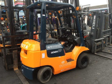 used Toyota 1.8ton forklift FD18, old/half new toyota electric/manual forklift 1.8ton, lift truck 1.8 ton, original japan,cheap!