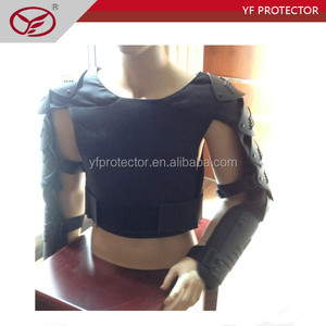 YF anti riot equipments/police helmet and safety vest military supplies