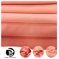 Softly touch knitted fabric scuba textile plain dyed dress material fabric