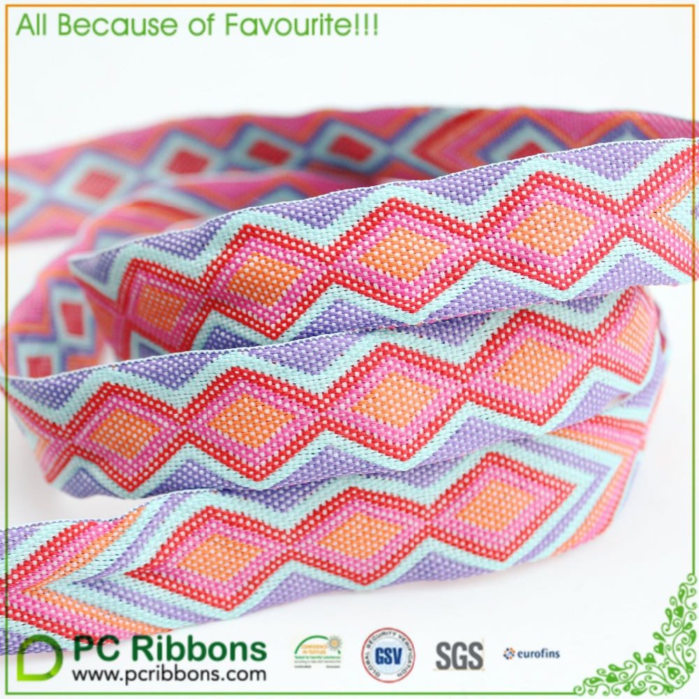 Custom Jacquard Ribbon, Custom Jacquard Ribbon Suppliers and Manufacturers  at Alibaba.com