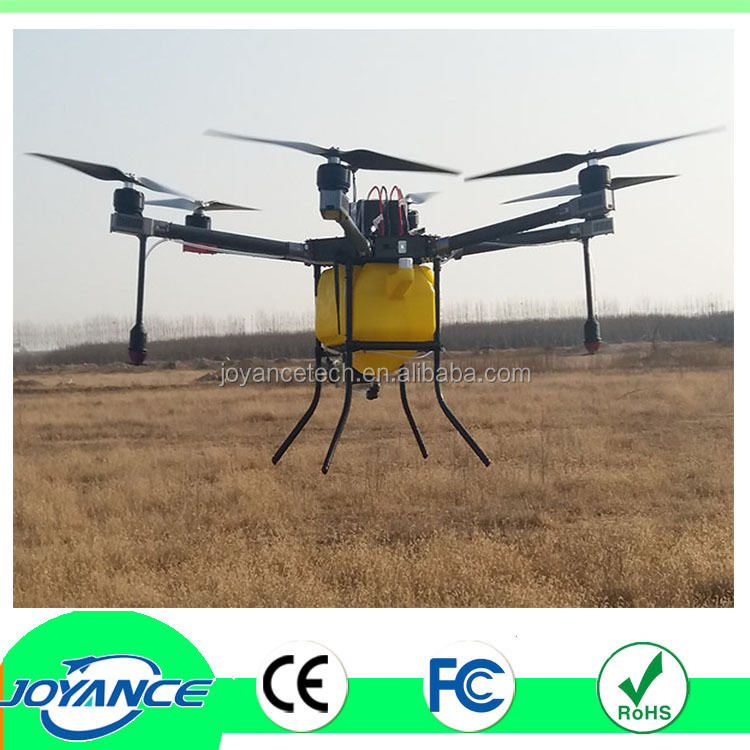 15L Electrostatic Centrifugal Nozzles agricultural spraying uav drone crop sprayer