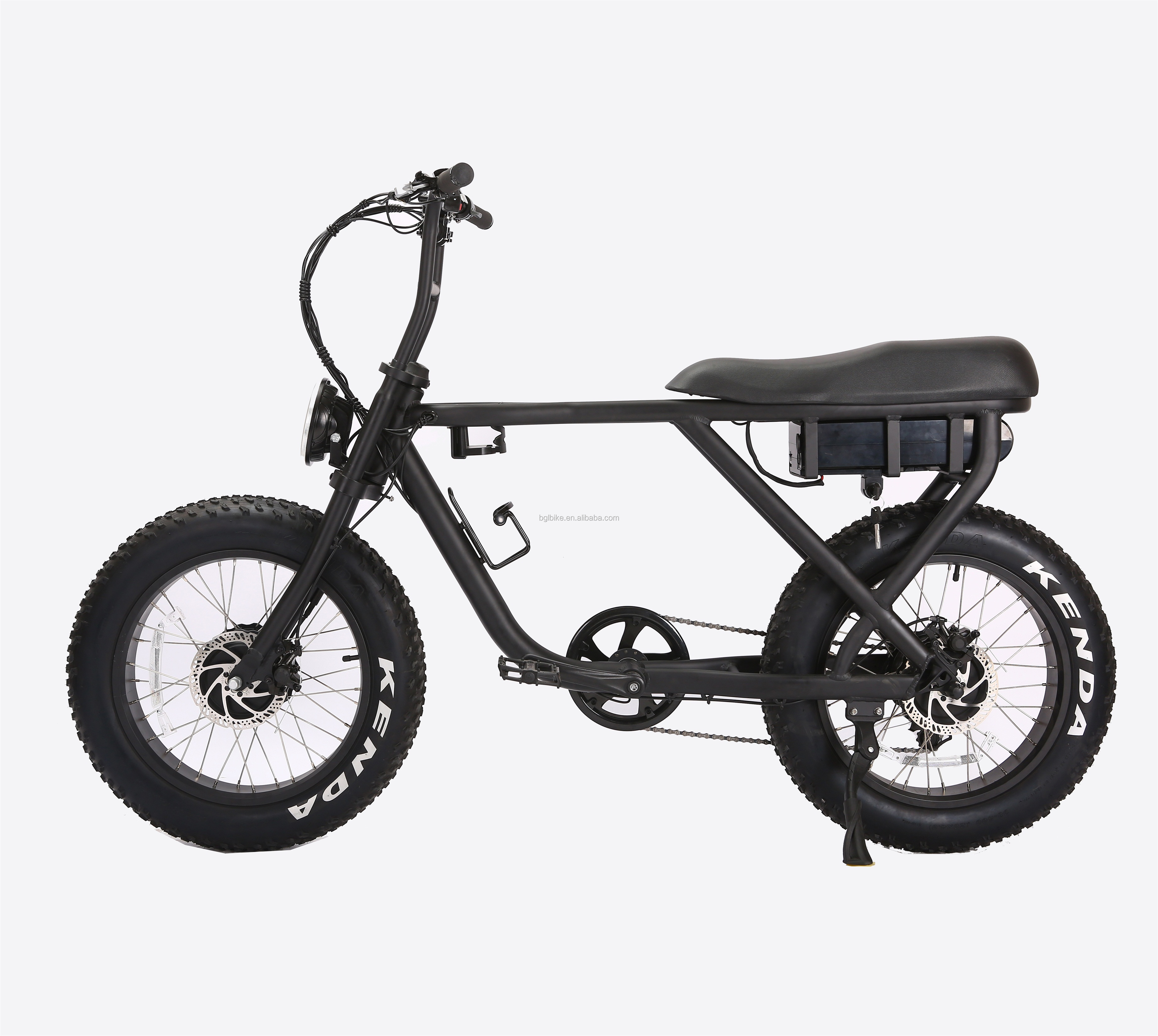 2018 most popular retro E <strong>bike</strong> fat /500W-1000W power motor with Samsung 48V13AH battery