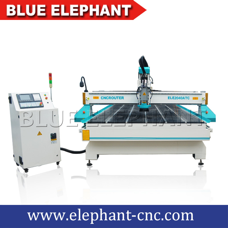 China 3d ATC Wood Cnc Router 3 Axis for Woodworking