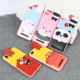 For Redmi 4X/NOTE 4/NOTE4X, Mobile Phone Accessories Lovely Toys Cute 3D Cartoon Panda Bear Soft TPU Kawaii Phone Case Cover