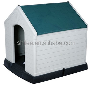 SHILEE 2018 Wholesale hot sale cheaper plastic Pet dog house