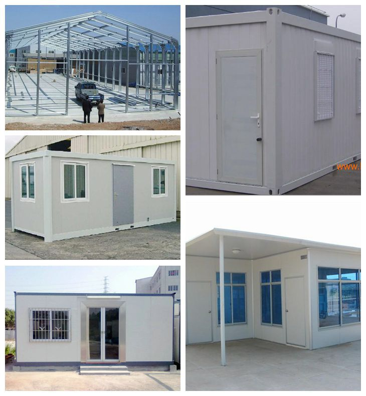 Low Cost Easy Assembling Shipping Container Homes For Sale