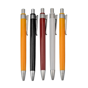 Various styles retractable dollar ballpoint electric writing ball pen