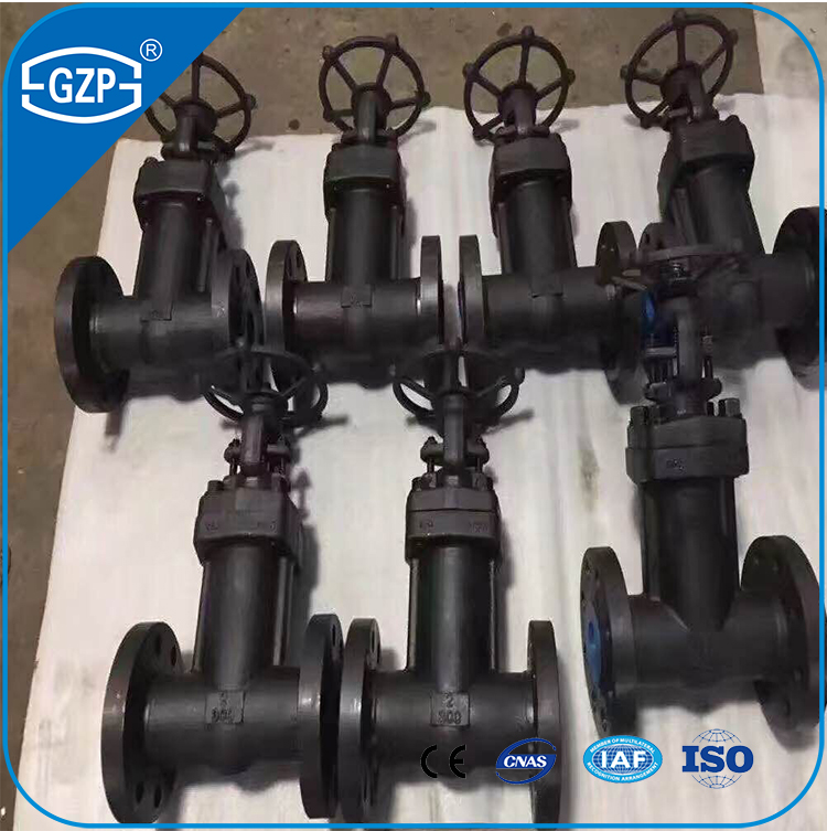 Wholesale price ANSI 150LB 300LB 800LB A105 F6 trim forged bellow globe valve with handwheel