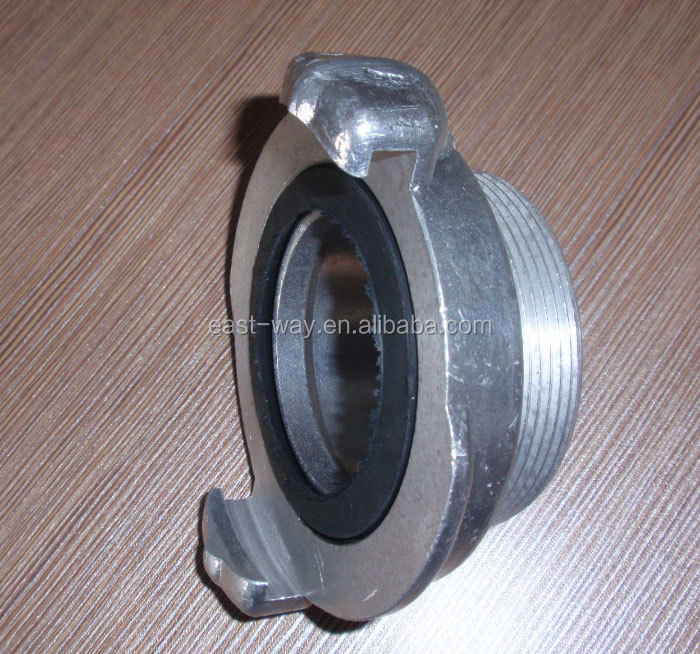 Gost russian fire hose coupling and adaptor