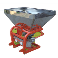 Fertilizer spreader manufacturers ATV compost manure spreader for sale