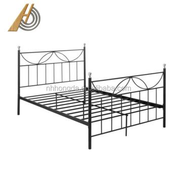 Gothic Metal Bed Frames Www Bilderbeste Com