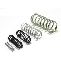 Custom Specification small large compression springs with coating