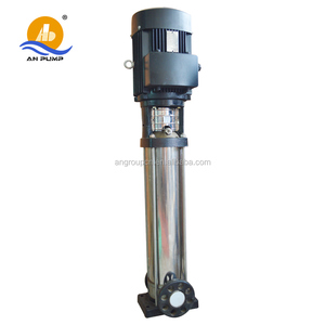stainless steel vertical multistage centrifugal water booster pump