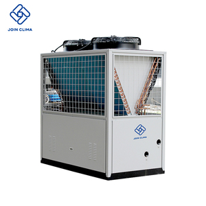 Iso9001 Certified air conditioner water chiller, air cooled heat recovery chiller