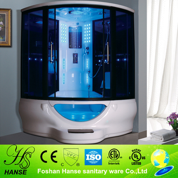Steam Shower Whirlpool Bathtub/steam Shower Massage Bathtub/steam Box