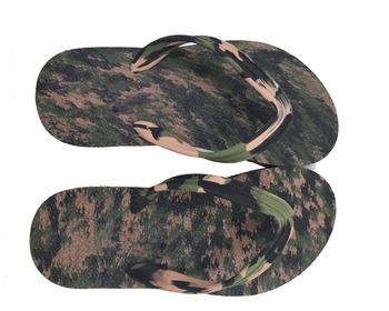 25f6ec4d96a87 High Elastic Camouflage Eva Rubber Foam Soles Flip Flops For Men - Buy  Rubber Flip Flops,Camouflage Eva Rubber Foam Slippers,Men Eva Footwear  Product ...