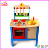 2015 New Kids Wooden Kitchen Set,Kids Wooden Kitchen Set,Kids Wooden Kitchen Set toy W10C032