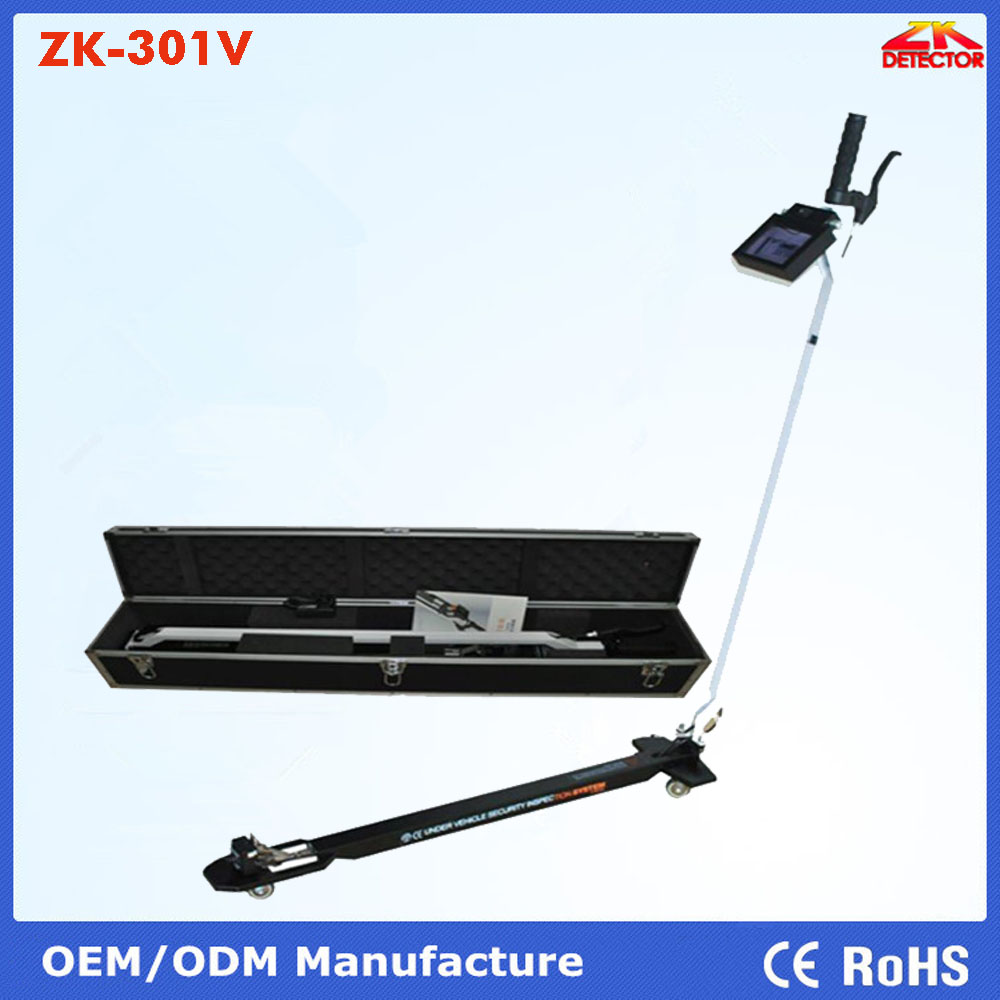 Under Vehicle Inspection System,Under Vehicle Scanner with DVR function