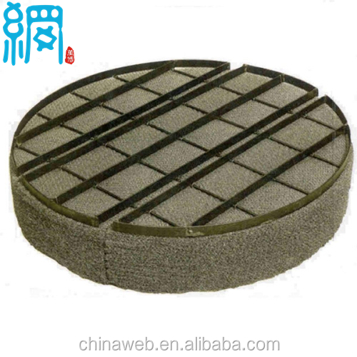 Stainless Demister Coalescing Pad