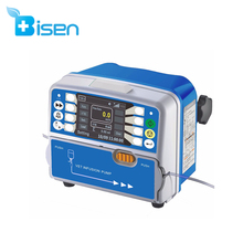 BS-100VET Portable Cheap price medical VET apparatus equipment Compact veterinary infusion pump with fluid warmer