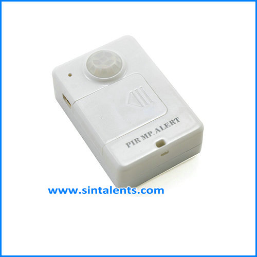 Portable mini gps gsm tracker with voice monitor and quad band function