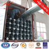 S500MC 10m galvanized Electric Utility power pole