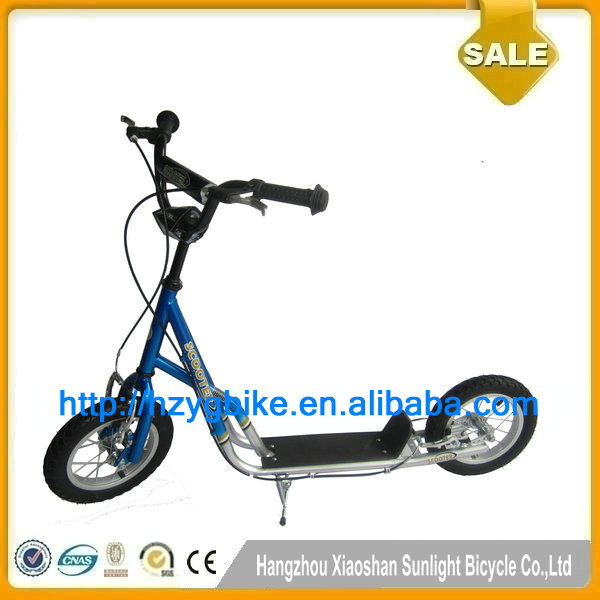 2014 Factory Direct Wholesale Children Pump Scooter