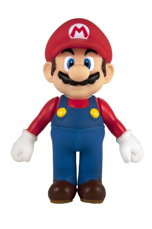 """Nintendo Super Mario Classic 5"""" Collectible Vinyl Figure - Mario Mulit"""