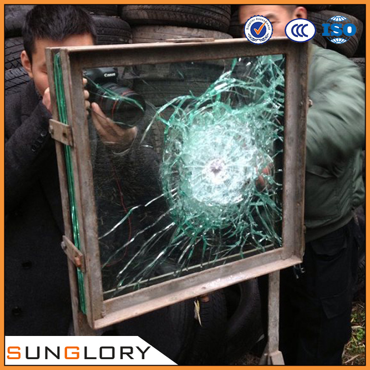 clear anti bullet glass , Bullet Proof Door and Windows