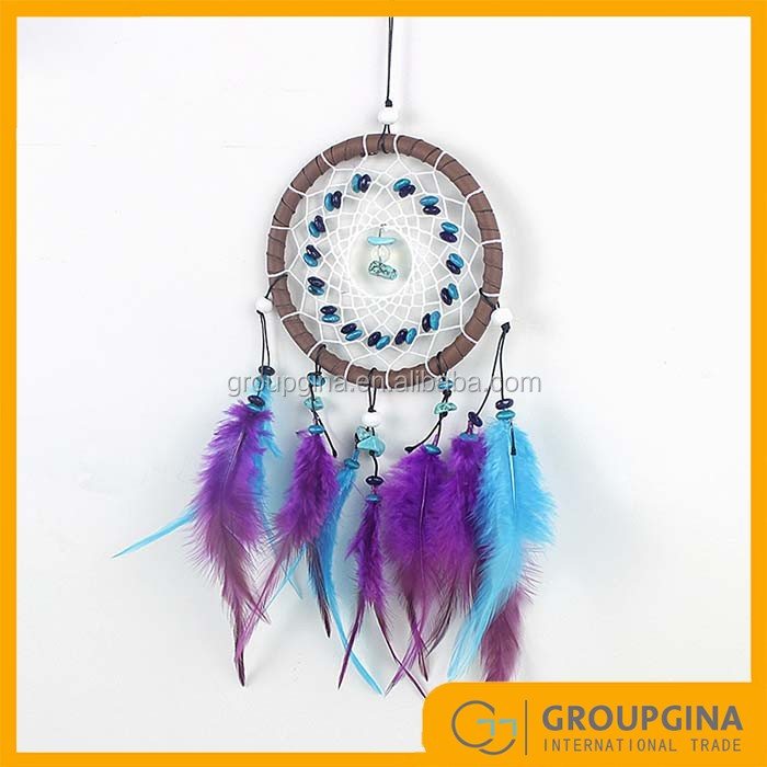 Beautiful Hanging Decoration Feather Dream Catcher