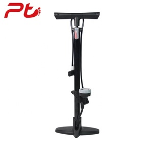Weekly Deals Custom Bicycle Accessories High Pressure Floor Bike Bicycle Hand Pump New Style Cheap Portable Air Cycling Pump