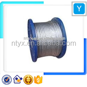 steel wire rope 6*19 6*37