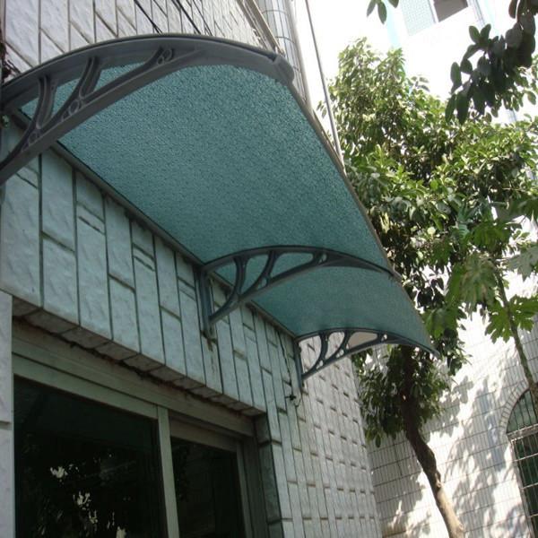 Certificado iso alta calidad impermeable policarbonato - Precio toldo balcon ...