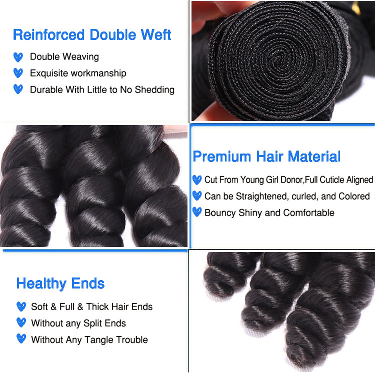 10a Raw Hair Double Drawn Double Weft Cuticle Aligned Hair Manufacturer,Different Type of Curly Women Hair Weave,Best Lady Weave