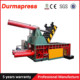 Y81-125 hydraulic scrap metal recycle machine compactor for iron aluminum baling press machine